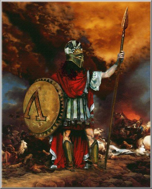 Mythmans Ares