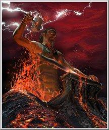 Myth Man's Hephaestus Page Two
